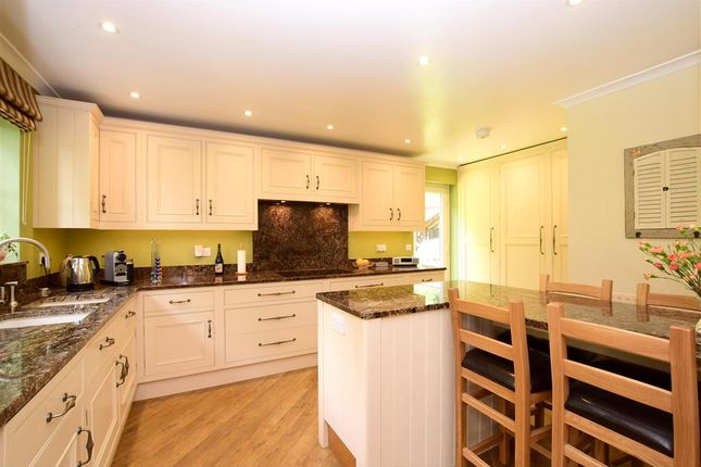 Thumbnail Detached house for sale in Rectory Close, Ashington, West Sussex