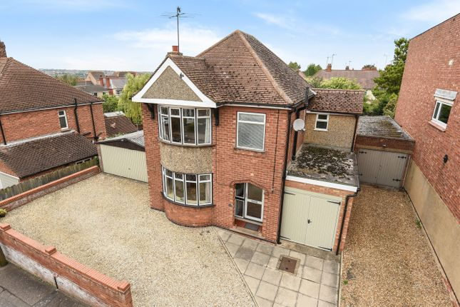 Thumbnail Detached house for sale in York Road, Higham Ferrers, Northamptonshire.