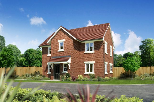 """Thumbnail Detached house for sale in """"Westwood"""" at Moorfields, Willaston, Nantwich"""