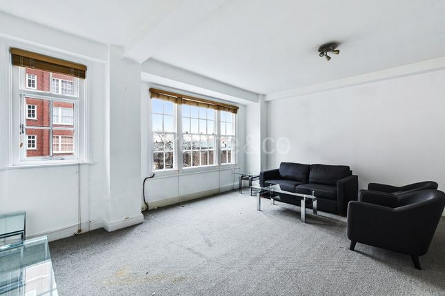 3 bed flat for sale in Apsley House, Finchley Road, St Johns Wood, London