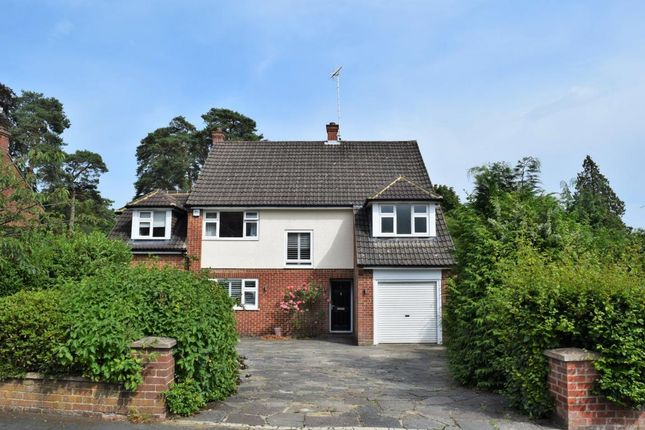 Thumbnail Detached house for sale in Elsenwood Drive, Camberley