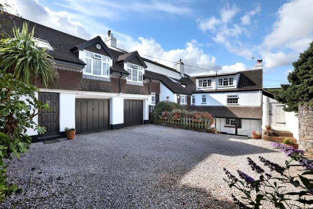 Thumbnail Semi-detached house for sale in Gabwell Hill, Stokeinteignhead, Newton Abbot, Devon