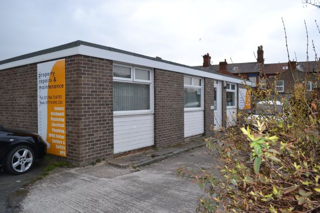 Thumbnail Land to rent in Boundary Road, St. Helens