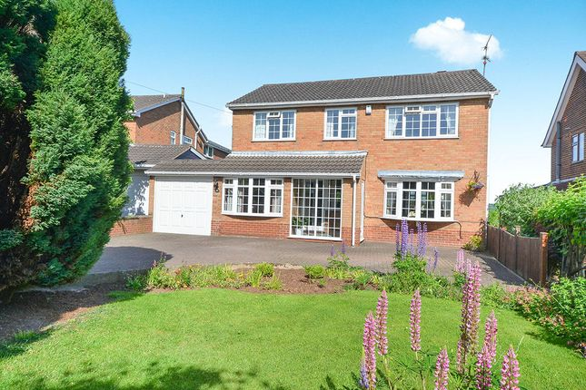 Thumbnail Detached house for sale in Church Lane, Selston, Nottingham