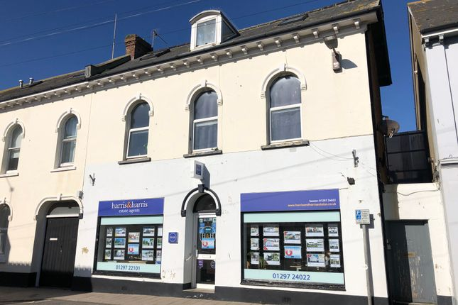 End terrace house to rent in Cross Street, Seaton EX12