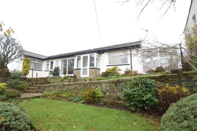 Thumbnail Bungalow to rent in Chapel Lane, Laycock, Keighley, West Yorkshire