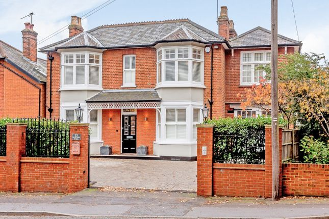 Thumbnail Detached house for sale in Spinney Hill, Addlestone