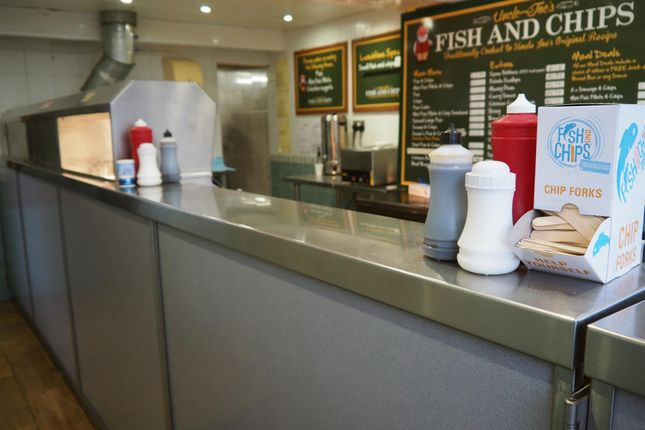 Thumbnail Leisure/hospitality for sale in Fish & Chips LS21, West Yorkshire