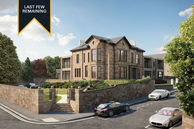 Thumbnail Flat for sale in 13 (G04) Ettrick Road, Merchiston