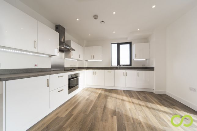 Thumbnail Flat to rent in Charlotte House, Sutton