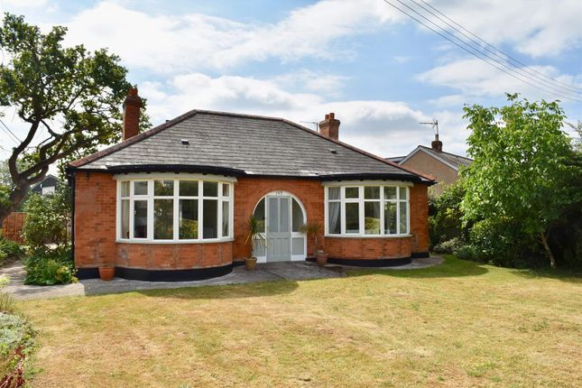 Thumbnail Detached bungalow for sale in Bridgwater Road, Bathpool, Taunton