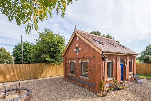 Detached house for sale in The Old Pump House, New Street, Upton Upon Severn, Worcestershire