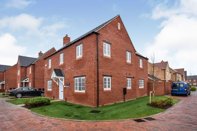 Thumbnail Detached house for sale in Bloxham Road, Banbury, Banbury
