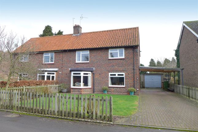 Thumbnail Semi-detached house for sale in Old Orchard, Charcott, Tonbridge