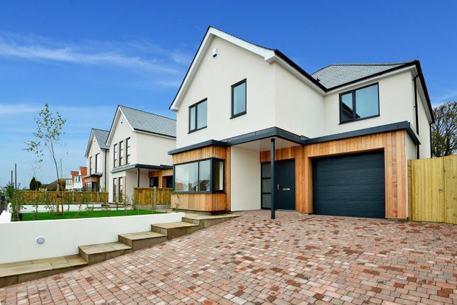 Thumbnail Detached house for sale in Percy Avenue, Kingsgate, Broadstairs