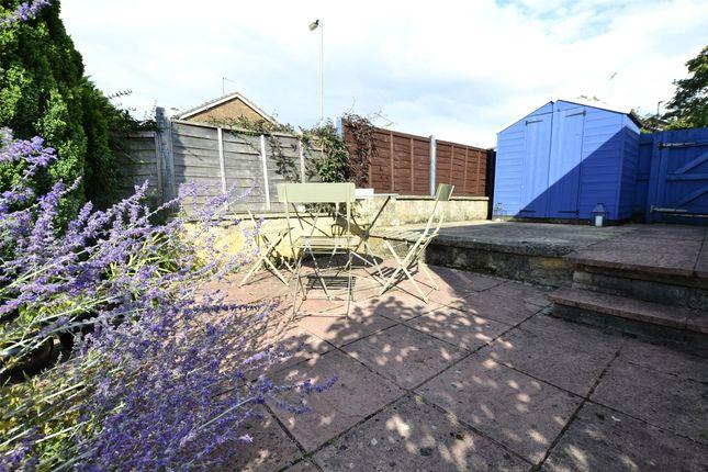 Rear Garden of Hailey Road, Witney, Oxfordshire OX28