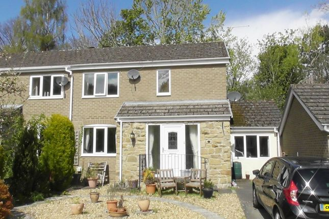 3 bed semi-detached house for sale in Craneshaugh Close, Hexham NE46