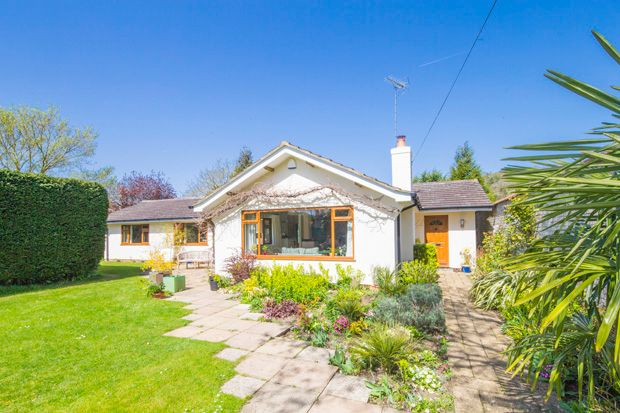 Thumbnail Detached house for sale in Mellow Walls, Whitchurch -On- Thames