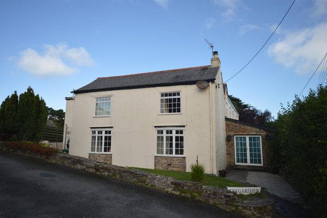 Thumbnail Detached house for sale in Banns Road, Mount Hawke, Truro