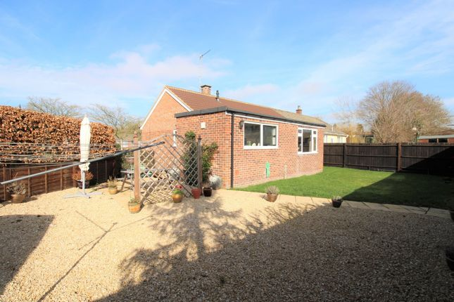 Thumbnail Semi-detached bungalow for sale in Tubbs Farm Close, Lambourn, Hungerford
