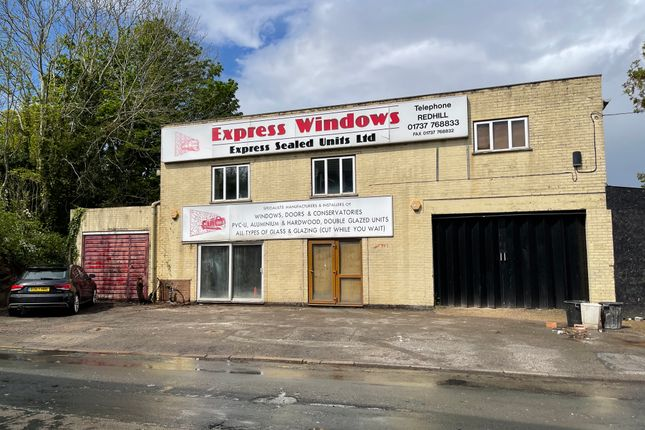 Thumbnail Industrial to let in Quarryside Business Park, Trowers Way, Redhill