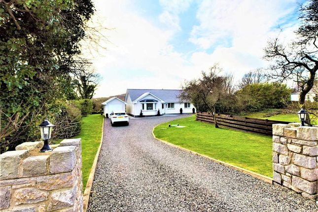 3 bed detached bungalow for sale in Plas Llwyd, Cerrigman, Penysarn LL69