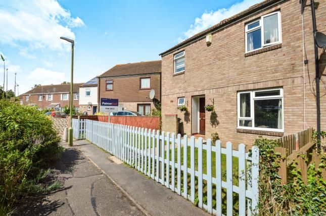 Thumbnail End Terrace House For Sale In Townsend Bournemouth Dorset