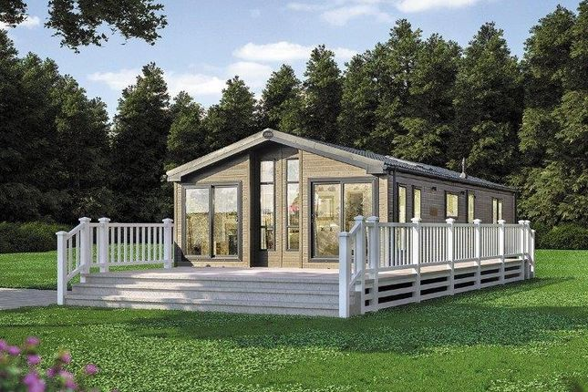 Thumbnail Mobile/park home for sale in Lower Norton Lane, Kewstoke, Weston-Super-Mare