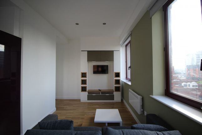 Thumbnail Property to rent in Q One Residence, Wade Lane, Leeds