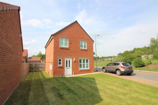 Detached house for sale in The Lanes, Darlington