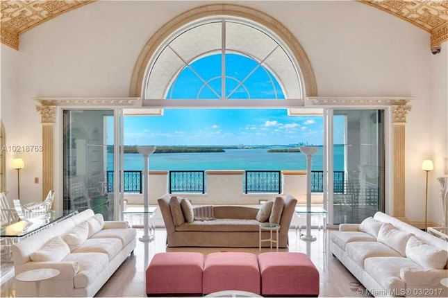 Thumbnail Town house for sale in 5171 Fisher Island Dr 5171, Miami, Fl, 33109