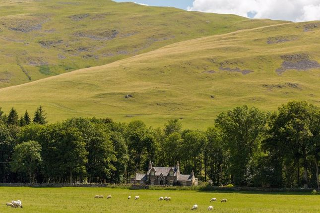 Thumbnail Detached house for sale in Hallyards Lodge, Kirkton Manor, Peebles