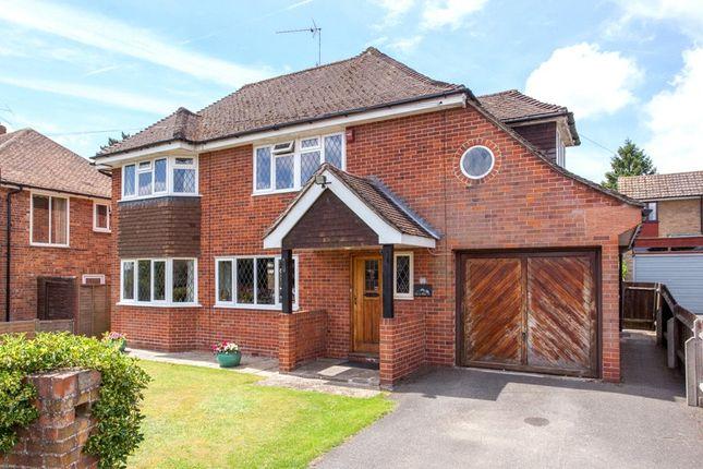 Thumbnail Detached house for sale in Oak Tree Avenue, Marlow, Buckinghamshire