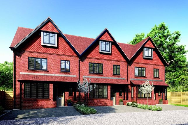 Thumbnail Terraced house for sale in Oak Hill Grove, Oak Hill Villas, Surrey