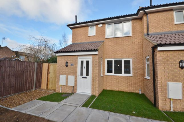 Thumbnail Semi-detached house for sale in Windsor Parade, Windsor Road, Barton-Le-Clay, Bedford
