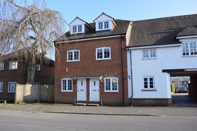Thumbnail End terrace house for sale in West Street, Farnham, Surrey