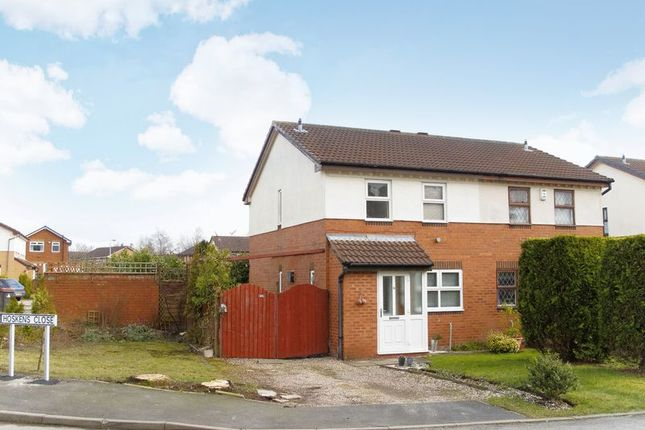 Thumbnail Semi-detached house to rent in 12 Hoskens Close, Dawley, Telford