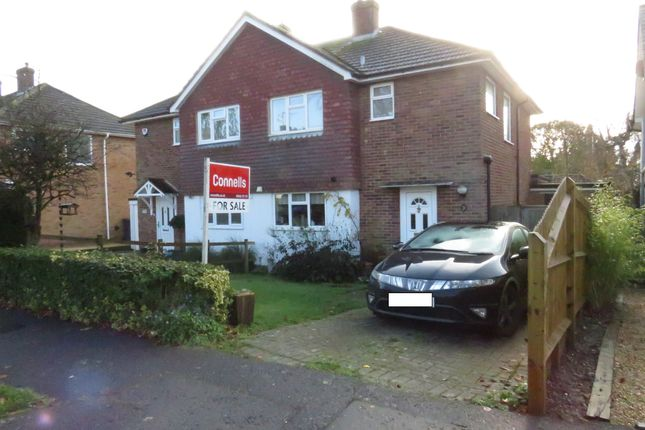 Thumbnail Semi-detached house for sale in The Meadow, Copthorne, Crawley