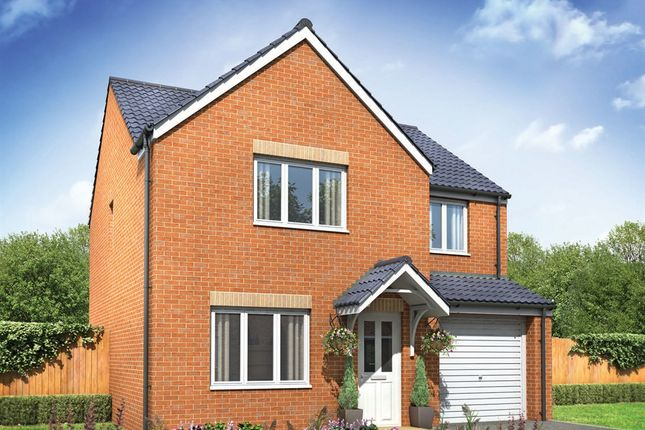 "Thumbnail Detached house for sale in ""The Roseberry"" at Pool Lane, Bromborough Pool, Wirral"