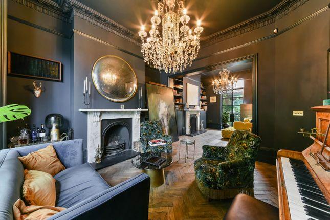 Thumbnail Semi-detached house to rent in Navarino Road, Hackney, London