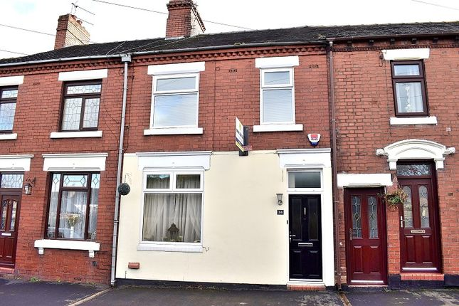 Thumbnail Terraced house for sale in Wesley Street, Wood Lane