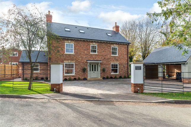 Thumbnail Detached house for sale in High Street, Yelvertoft, Northampton, Northamptonshire