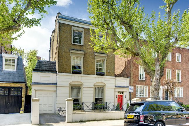 Detached house for sale in Hamilton Terrace, St Johns Wood, London