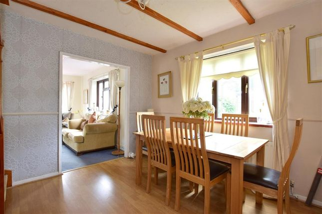 Thumbnail Detached bungalow for sale in Deakin Leas, Tonbridge, Kent