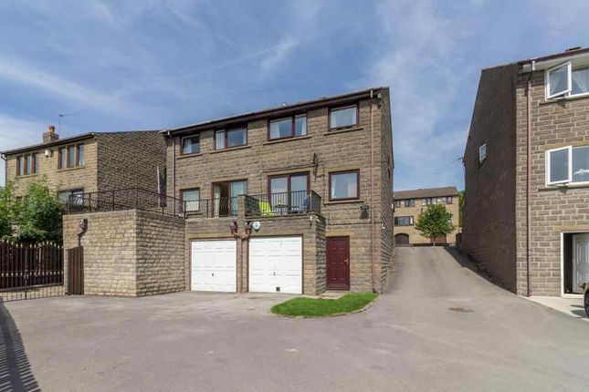 Thumbnail Semi-detached house for sale in Claremount Road, Boothtown, Halifax