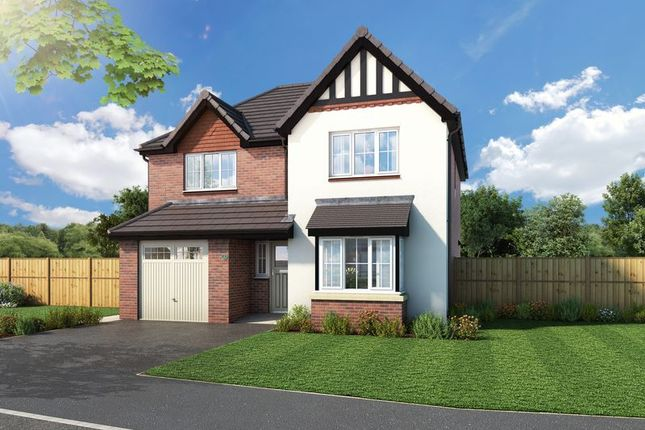 """Thumbnail Detached house for sale in Plot 14, """"The Rusland"""", Walton Gardens, Liverpool Road, Hutton"""