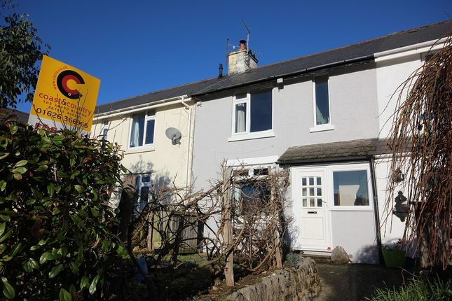 Thumbnail Terraced house for sale in Mount Pleasant, Chudleigh, Newton Abbot