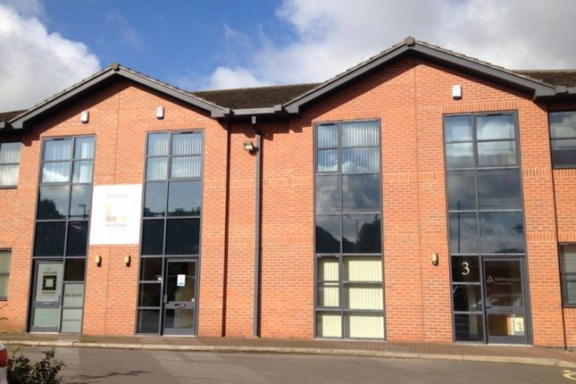 Thumbnail Office for sale in Unit 2 Key Point Office Village, Keys Road, Alfreton