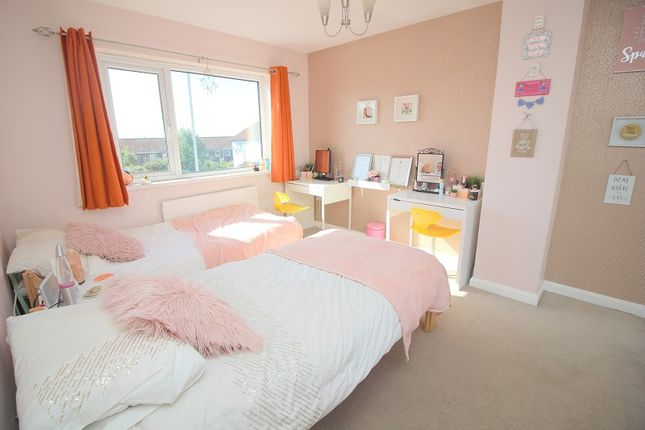 Bedroom One of Sunnybank Court, Brackla, Bridgend County. CF31