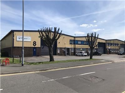 Thumbnail Light industrial to let in Units 8 & 9, Avonmouth Trading Estate, Second Way, Avonmouth, Bristol